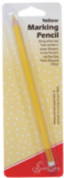 Sew Easy Quilters Pencil - Yellow